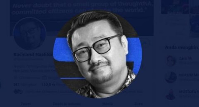 Rachland Nashidik: Ada Bapak Pembangunan, Ada Bapak Bipang Ambawang