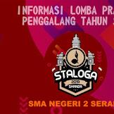Informasi Lengkap STALOGA X 2019 - Lomba Pramuka SMAN 2 Serang Banten