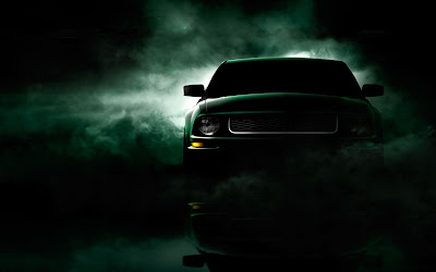 2008 ford mustang bullitt widescreen hd wallpaper