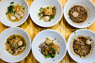 Makanan khas Guay Teow Rhua