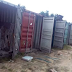 EFCC Invades A Company, Vandalize Their Containers And Equipment In Bayelsa