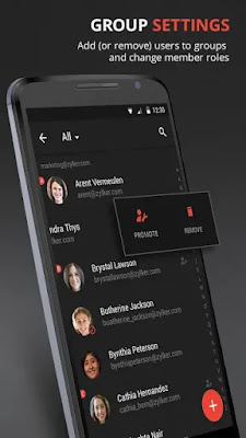 Screenshot Zoho Mail Admin - Apcoid