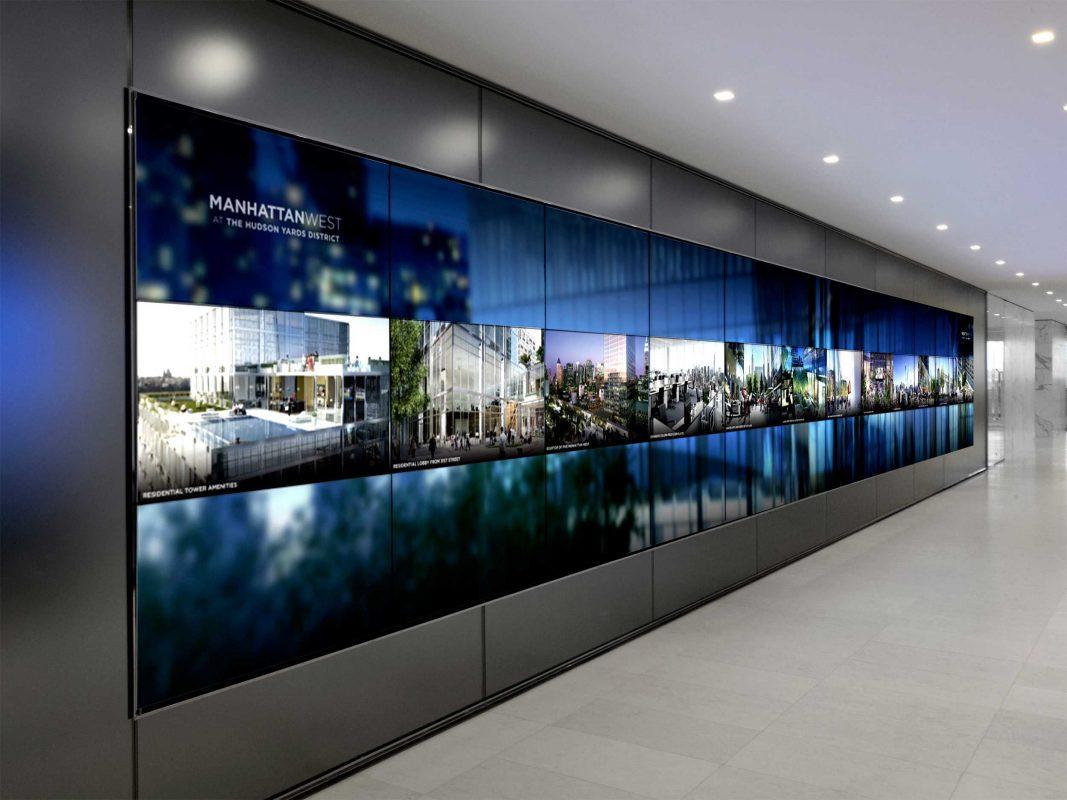 Phân phối giải pháp Màn Hình Ghép - Video Wall chính hãng