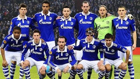 CLB Schalke gặp thất bại ngay trên sân nhà