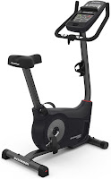 Schwinn 130 Upright Exercise Bike, with 22 programs, 20 ECB resistance levels. Features reviewed & compared with Schwinn A10 & 170