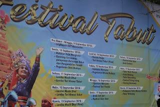 1 muharram dan festival tabot
