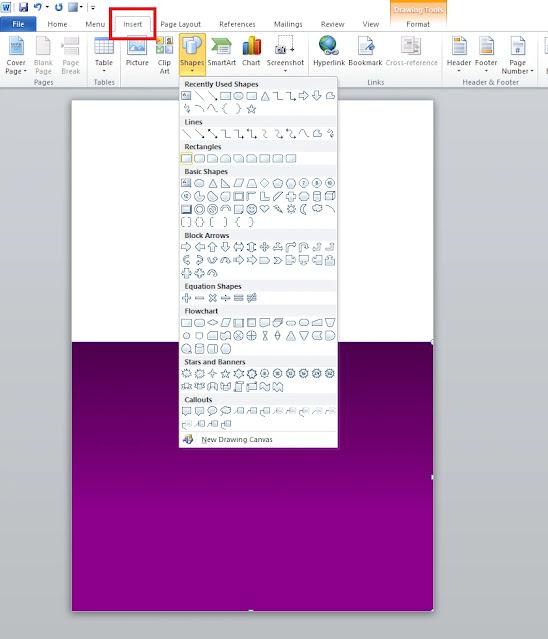 Download Undangan Pernikahan Microsoft Word Elegant