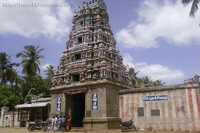 Pettavaithalai Madhyarjuneswarar Temple - Shiva temple in Trichy