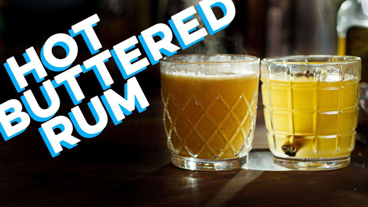 National Hot Buttered Rum Day Wishes Images