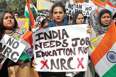 NRC Protest