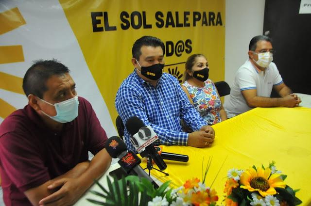 PRD Yucatán denuncia turismo electoral en Tixméhuac