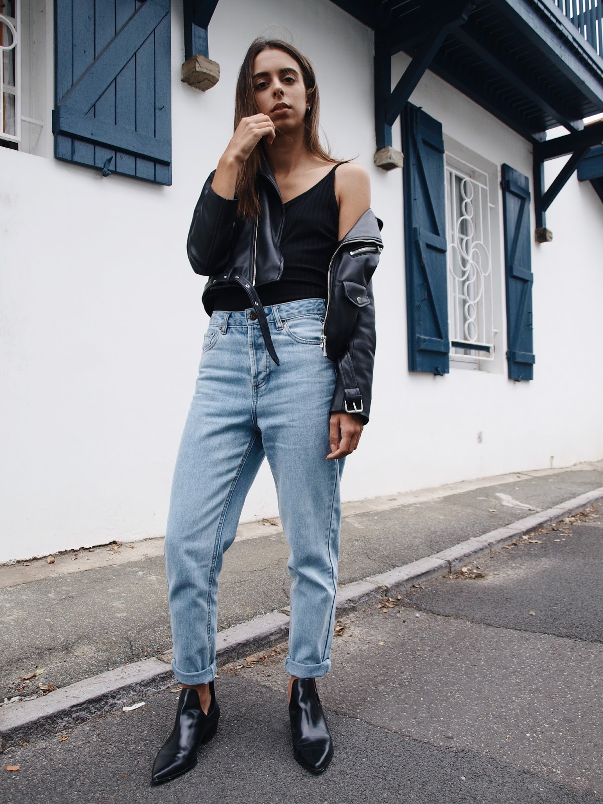 coastalandco-blog-hendaye-body-blackbody-momjean-501levis-perfecto-boots-blackboots-bottinesnoires-mode-fashion-90soutfit-blackhat