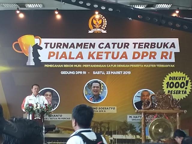 Bamsoet 'Keceplosan' Sebut Golkar Dukung Prabowo-Sandi