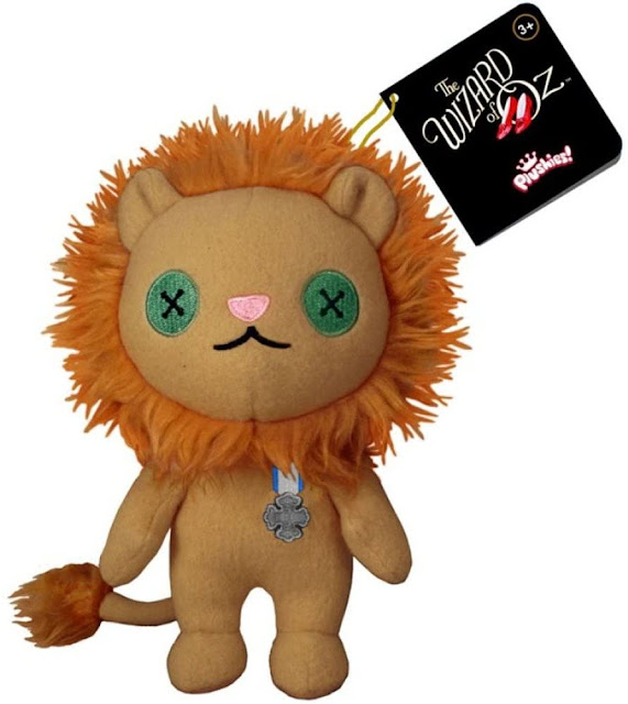 Who doesn't love the Cowardly Lion?
