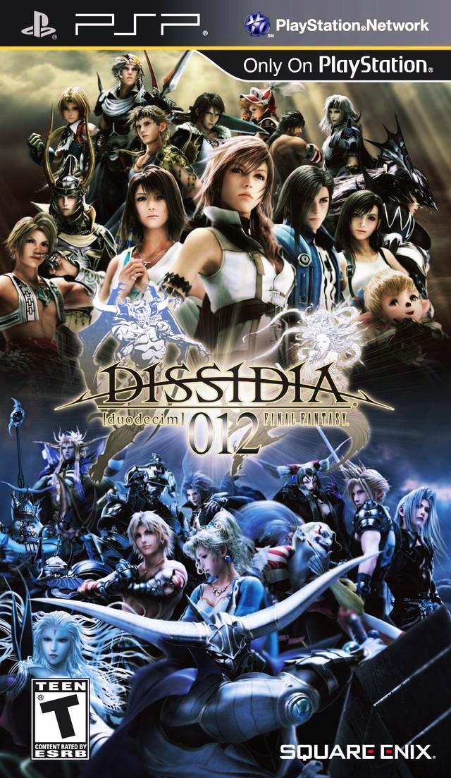 Dissidia 012: Duodecim Final Fantasy (PSP ISO) Download