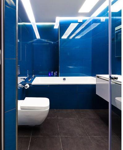 3Dex Art & Modern blue bathroom catalog: decor ideas tiles ...