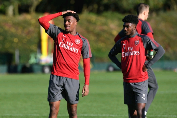 Arsene Wenger is proud that the likes of Super Eagles forward Alex Iwobi and other players who came through Arsenals academy are evidence of the club's strong youth policy.     Wenger stated this after fielding four of Arsenal's youth players Joe Willock, Reiss Nelson, Ben Sheaf and Josh Dasilva in Tuesday's 1-0 win against West Ham in the quarter-final of the Carabao Cup.     And Wenger says utilising Arsenal's production line of young talent will always remain a key part of the club's philosophy.
