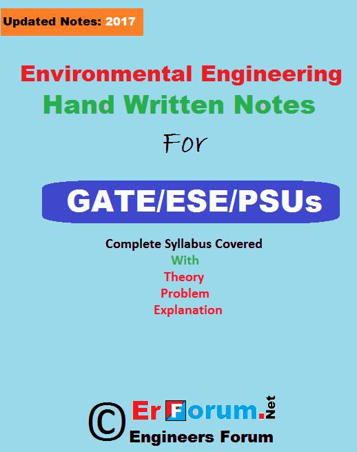 environmental-engineering-notes