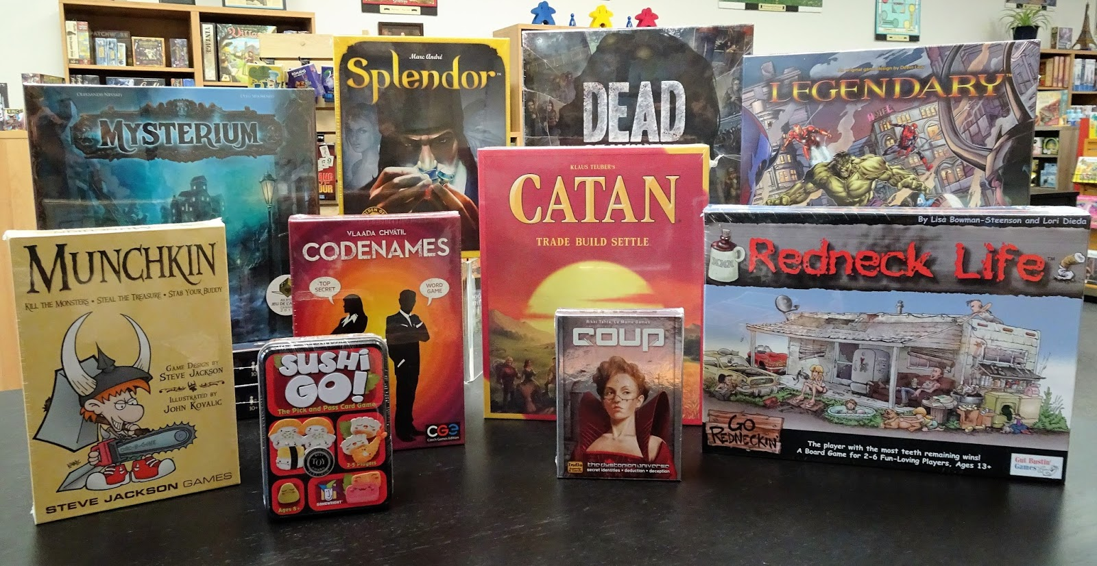 15 top selling board games