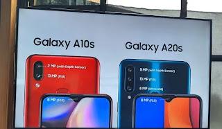 Yang Beda Dari Samsung Galaxy A20s Dibanding A20, Termasuk 3 Kamera Belakang