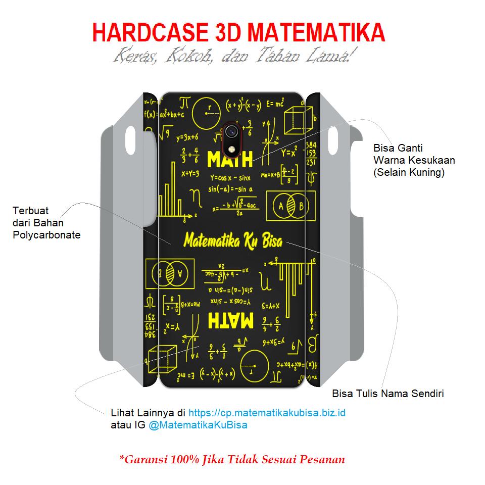 Custom Hardcase 3D Matematika