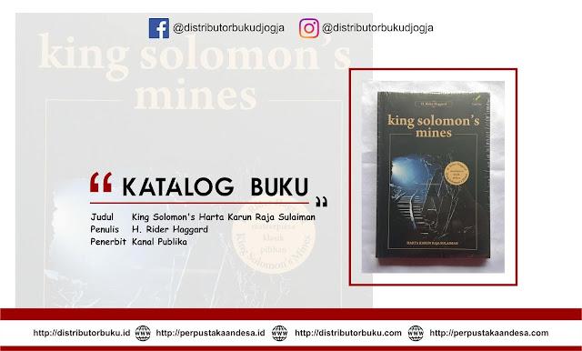 King Solomon's Harta Karun Raja Sulaiman