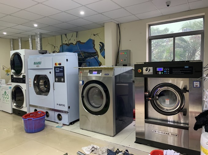 Đơn vị uy tín cung cấp máy giặt công nghiệp ở Ninh Thuận