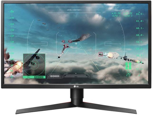 LG ra mắt màn hình chơi game 27inch, 240Hz giá 550 USD