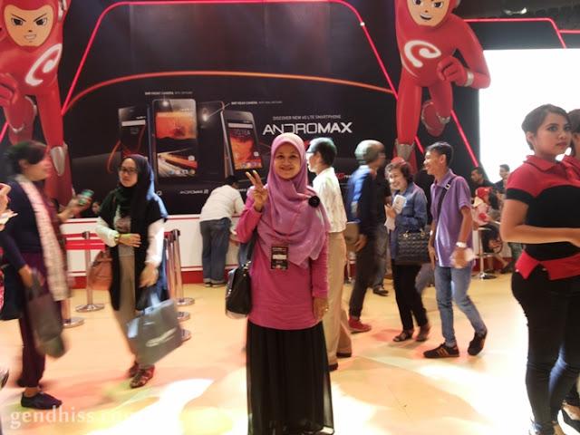 Smartfren Andromax 4G Blogger Gathering