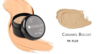FM Group fl25 Total Matte Foundation