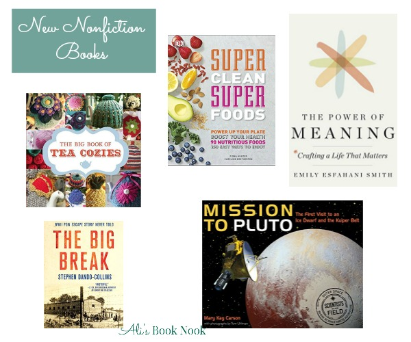 Newest Nonfiction favorite reads of January 10th