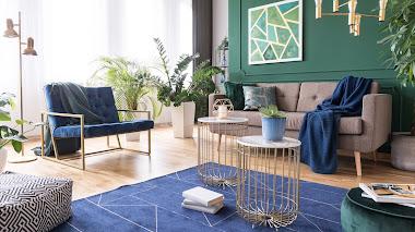 5 errores que no debes cometer al decorar con el color del año: Classic Blue.