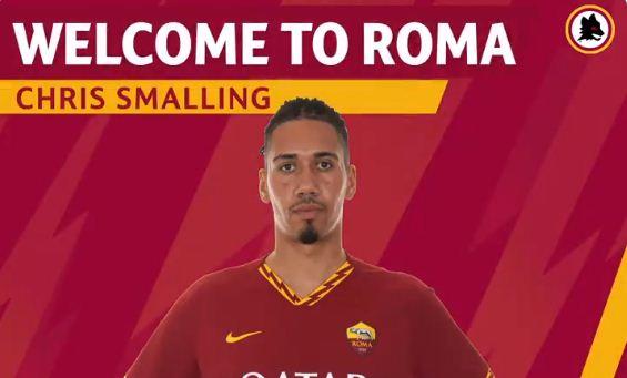 Manchester United Pinjamkan Smalling ke Roma, Darmian ke Parma