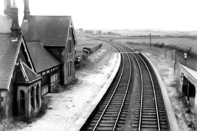 Cleator Moor Railway Station
