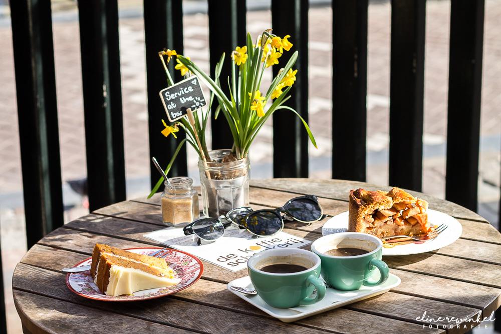 De Koffieschenkerij, hotspot in Amsterdam