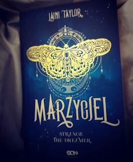 """""""Marzyciel"""" - Laini Taylor"""