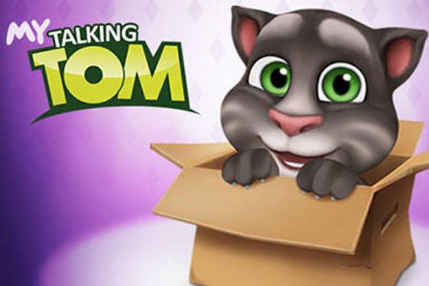 My Talking Tom - Ταΐστε, κοιμίστε και παίξτε με ένα ψηφιακό κατοικίδιο στο smartphone σας