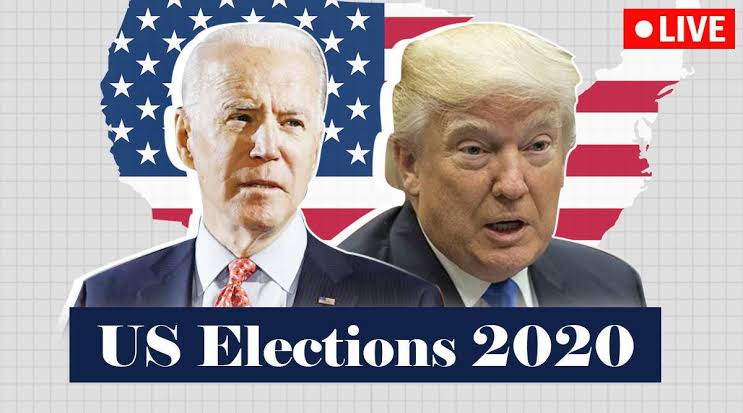 US2020 presidential election