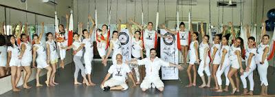 yoga aereo, aeroyoga, aero yoga, cursos, clases, formacion, certificacion, yoga swing, formacion yoga aereo, certificacion yoga aereo, air yoga