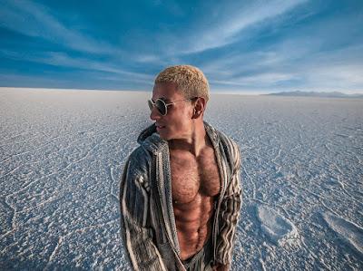 طه إيسو السولامي أشهر وأغنى اليتوبر المغاربة/ صور صحراء بوليفيا