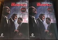 Logo Vinci gratis ''The Irishman'' copie del libro di Charles Brandt