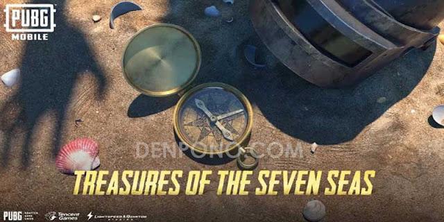 10+ Lokasi Kompas Emas Perak di PUBG Mobile 0.14.0 + Fungsi dan Ulasan Lengkapnya