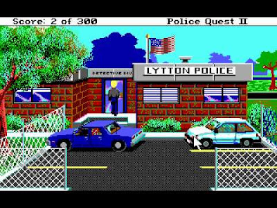 Videojuego Police Quest 2 The Vengeance