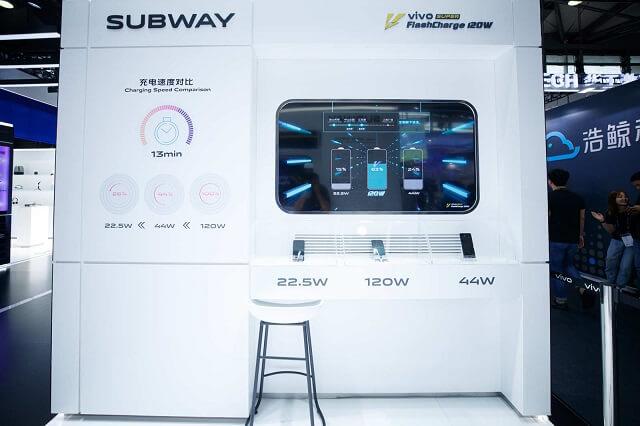 فيفو تكشف عن ابتكاراتها في MWC Shanghai 2019