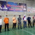 Peringati Hari Armada TNI AL 2020, Lanal Mentawai Gelar Turnamen Badminton Cup 2020