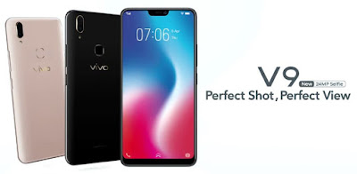 Vivo V9 review,specification and price