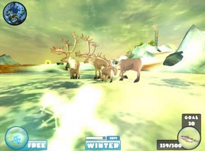 北極大冒險(Venture Arctic),拯救生態危機模擬遊戲!