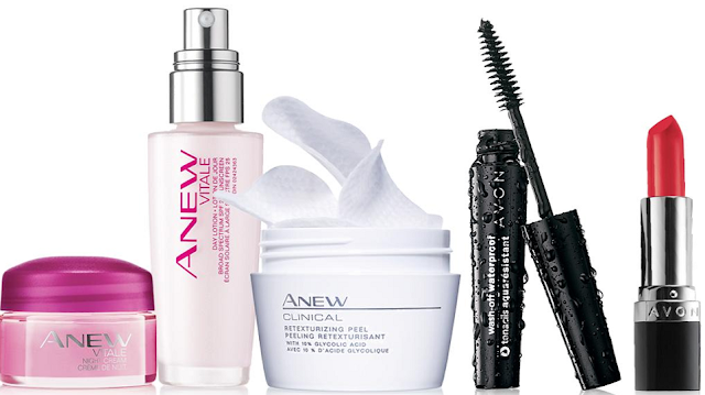 Buy or Sell Avon with Me:  MelanieR Avon Lady