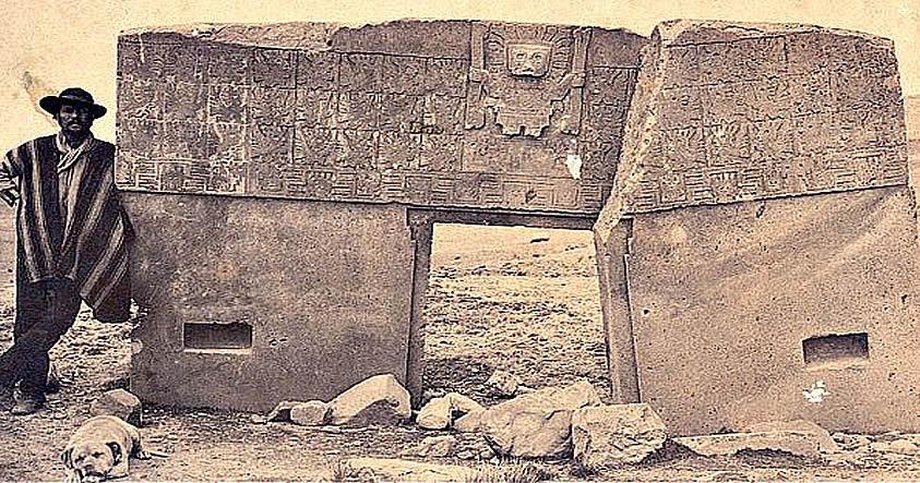 La Puerta del Sol fotografiada en 1877