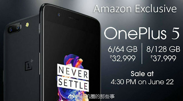 OnePlus 5 Launch Event Live